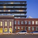 The Printing Factory Lofts / Montgomery Sisam Architects © Tom Arban