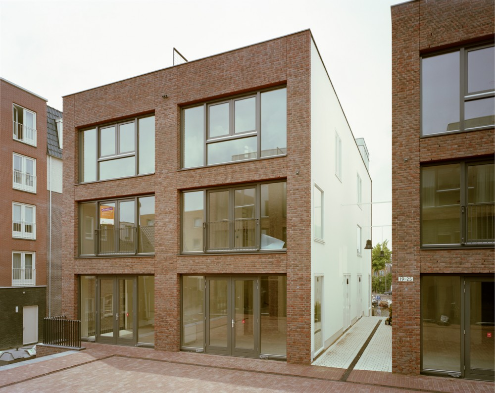 Rotterdam Historic Housing Project / Sputnik