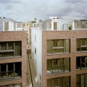 Rotterdam Historic Housing Project / Sputnik © Rubén Dario Kleimeer
