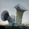 Architecture 3D Illustrations © Víctor Enrich