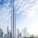 Adrian Smith + Gordon Gill Architecture to Design World's 4th Tallest Building Courtesy of Adrian Smith + Gordon Gill Architecture