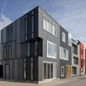 Corner House In Leiden / Sophie Valla Architects, Marc Koehler Architects © Luuk Kramer