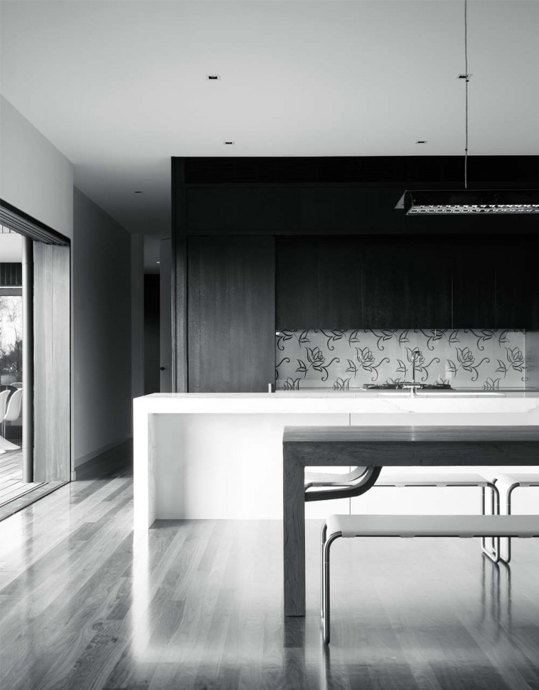 Cape Schanck House / Wolveridge Architects