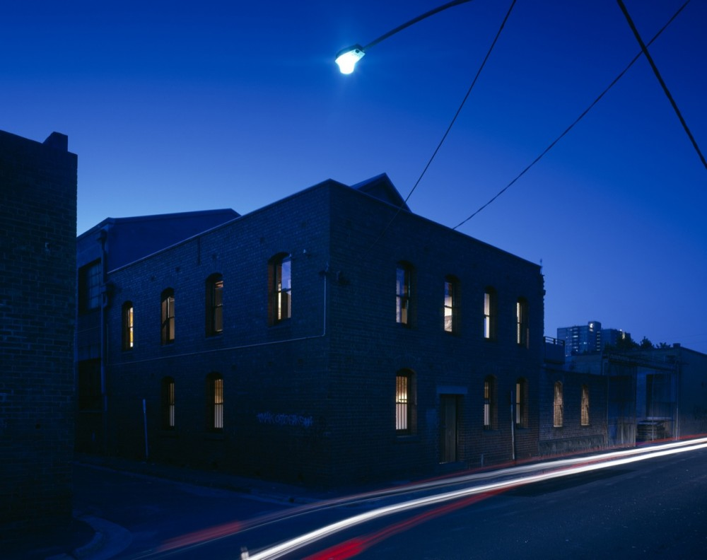 United Tannery & Boot Factory Refurbishment / Wolveridge Architects