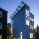 East 6th Street House / Touloukian Touloukian Inc. © Stephen Lee Photography