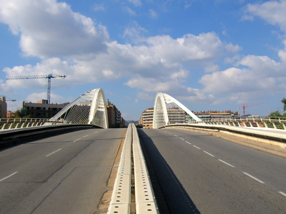 AD Classics: Bac de Roda Bridge / Santiago Calatrava