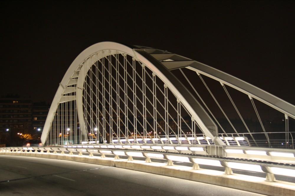 Architecture photography ad classics bac de roda bridge for Gimnasio bac de roda