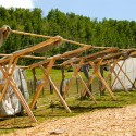 The Eco Tent / Neenan Archistruction © Yann Ropars
