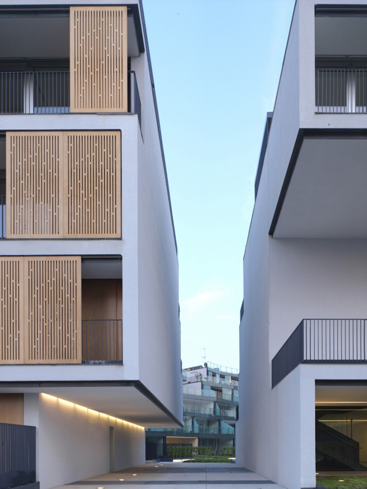 Milanofiori Housing Complex / OBR