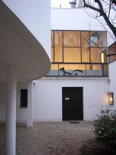 Ad classics villa roche le corbusier archdaily - Villa la roche corbusier ...