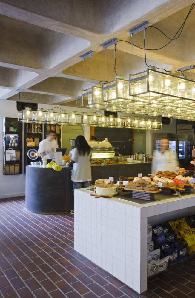 Barbican Foodhall and Lounge / SHH