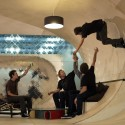 PAS House / Francois Perrin and Gil Lebon Delapointe  Skateboarder Magazine
