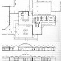 Amsterdam Orphanage / Aldo van Eyck (14) Plan and Elevation