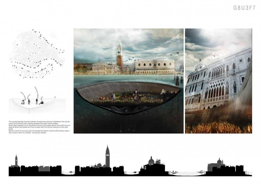 CITYVISION – International Ideas Competition Winners