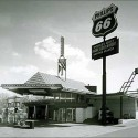 1_FLW Gas Station © Minnesota Historical Society