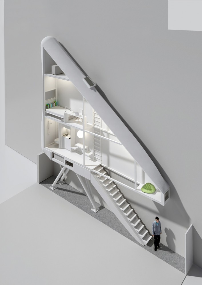 Keret House / Centrala