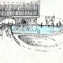 entrance sketch Entry Sketch Courtesy Synarchitects