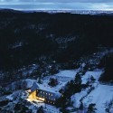 Pulpit Rock Mountain Lodge / Helen &amp; Hard Courtesy of Helen &amp; Hard