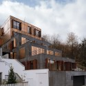 Terrace House / Pavel Hnilicka Architekti Courtesy of Pavel Hnilicka Architekti
