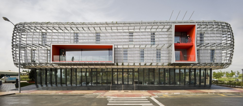 Noain City Hall / Zon-e Arquitectos