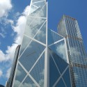 Bank of China Tower / I.M. Pei Photo by Stephen Chipp - http://www.flickr.com/photos/stephenchipp/