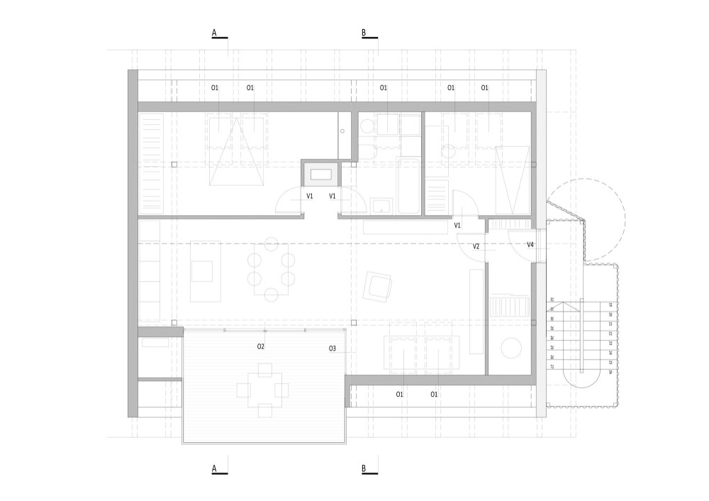 A-partment / Granda Strovs Architects