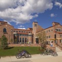 Center for Community at the University of Colorado at Boulder / Centerbrook Architects with Davis Partnership Architects © Paul Brokering