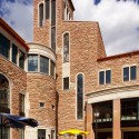 Center for Community at the University of Colorado at Boulder / Centerbrook Architects with Davis Partnership Architects  Paul Brokering