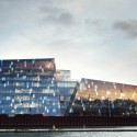 Harpa Concert Hall and Conference Centre / Henning Larsen Architects Courtesy of Henning Larsen Architects