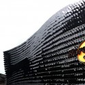 Hard Rock Cafe Facade / Architectkidd © Courtesy of Architectkidd