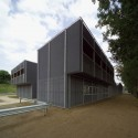 Schoten Workshop Building / Loos Architects © Allard van der Hoek