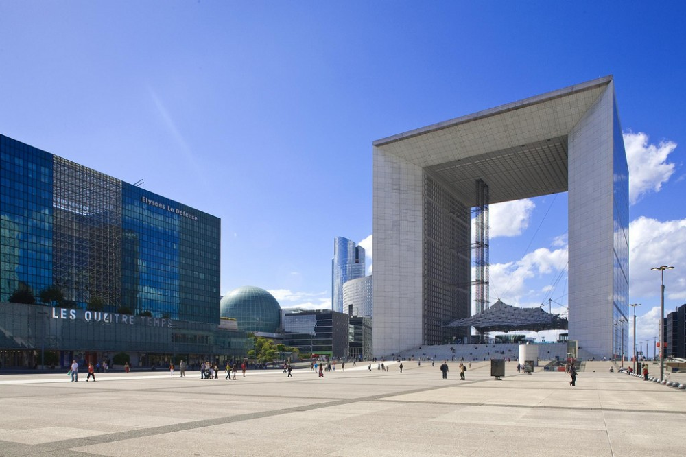 AD Classics: Grande Arche / Johann Otto von Spreckelsen