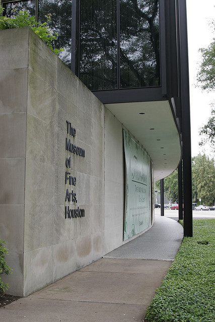 AD Classics: The Museum of Fine Arts Houston / Mies Van der Rohe