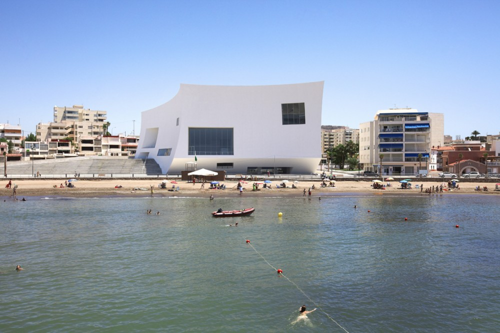Auditorium and Congress Palace Infanta Doña Elena / Estudio Barozzi Veiga