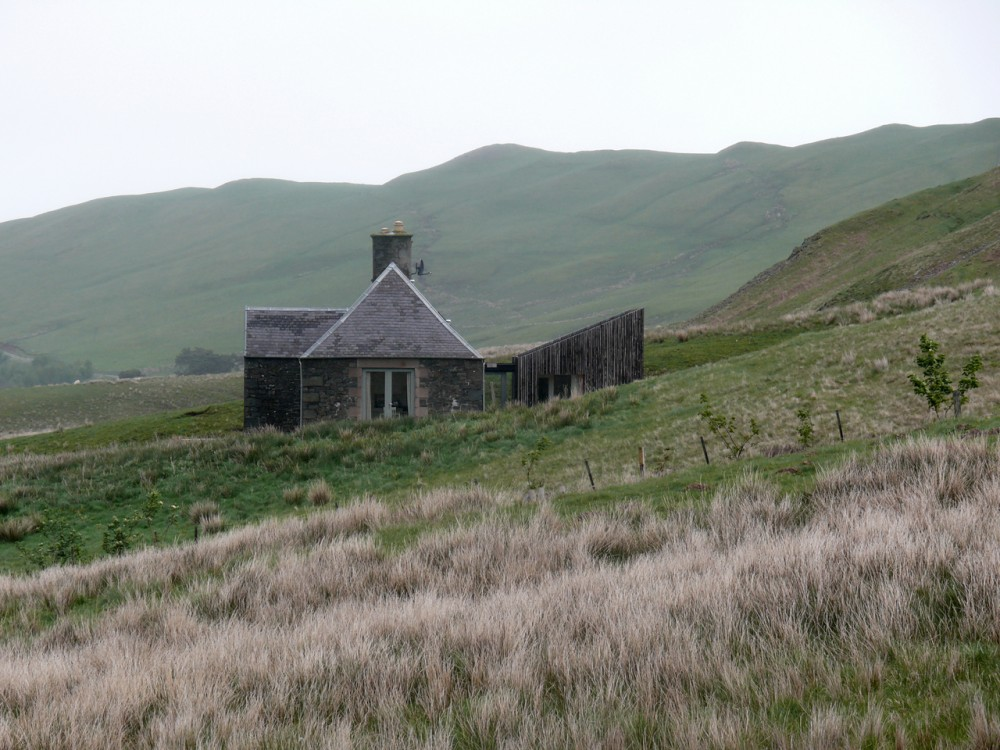 Ackling Cook Bothy / Reiach and Hall Architects