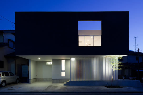 House in Yotsukaido / Studio NOA