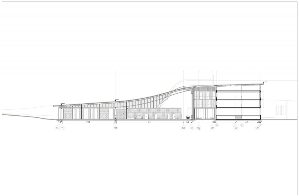 Marcel Sembat High School / archi5 with B. Huidobro