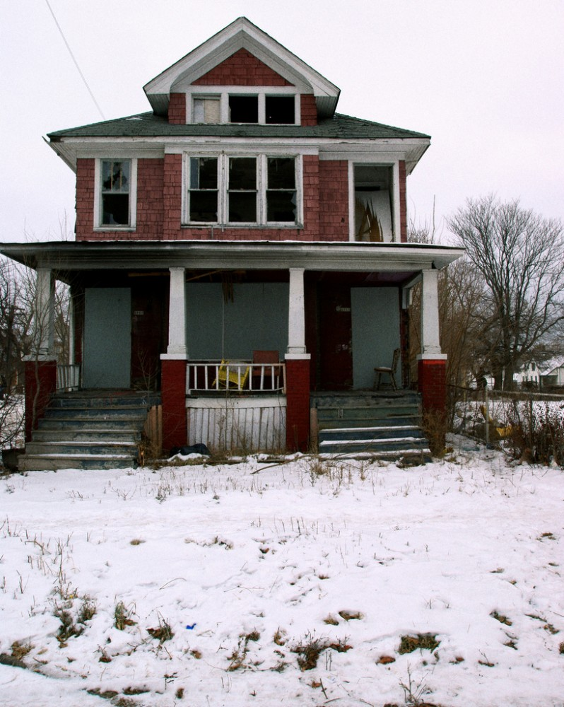 Detroit: Urban Renewal and the Great Recession