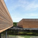 College Sports Hall / archi5 Fabien Terreaux