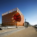 The Emirates Glass LEAF Awards 2011 The Orange Cube / Jakob + Macfarlane Architects