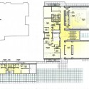  RENZO PIANO BUILDING WORKSHOP, 2010 Floor Plan (Second Floor) of the Isabella Stewart Gardner Museum, Boston     RENZO PIANO BUILDING WORKSHOP, 2010