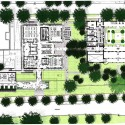  RENZO PIANO BUILDING WORKSHOP, 2010 Site Plan of the Isabella Stewart Gardner Museum, Boston     RENZO PIANO BUILDING WORKSHOP, 2010