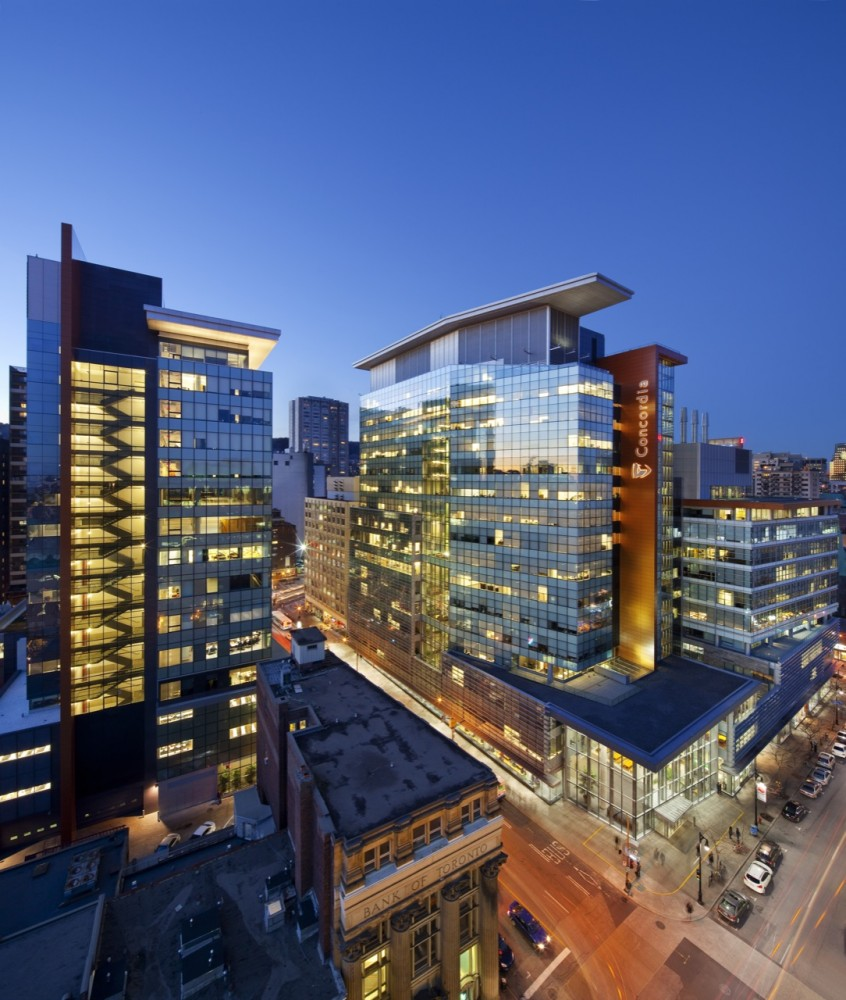 Le Quartier Concordia &#8211; John Molson School of Business / KPMB Architects with Fichten Soiferman et Associs Architectes