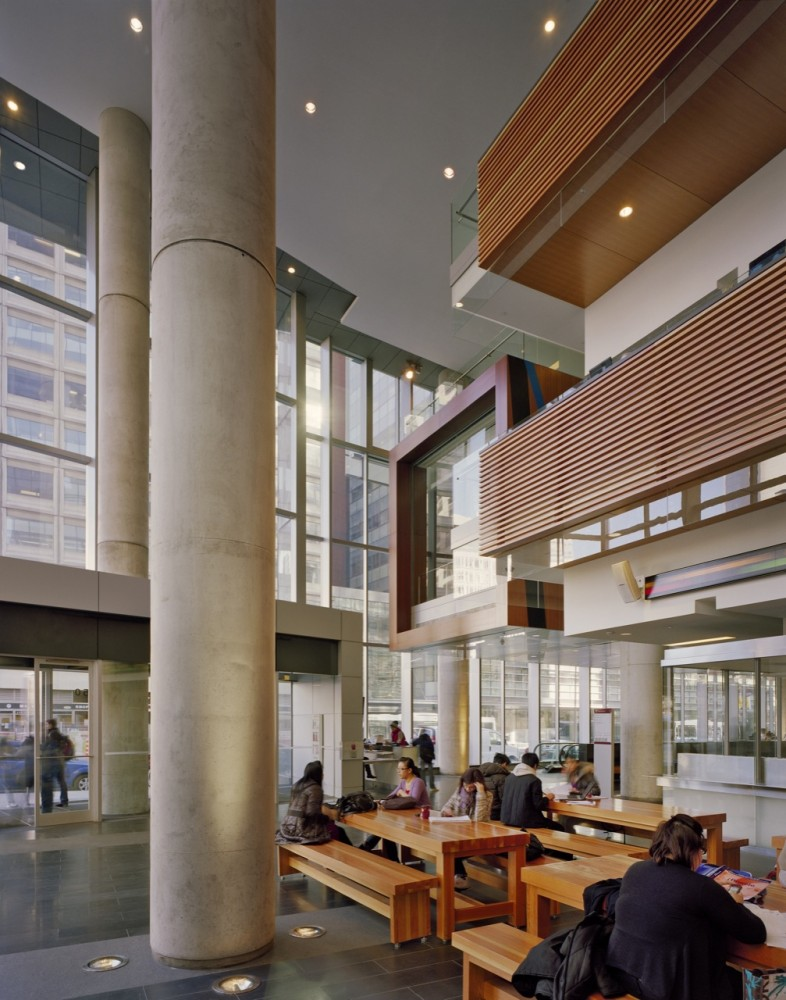 Le Quartier Concordia – John Molson School of Business / KPMB Architects with Fichten Soiferman et Associés Architectes