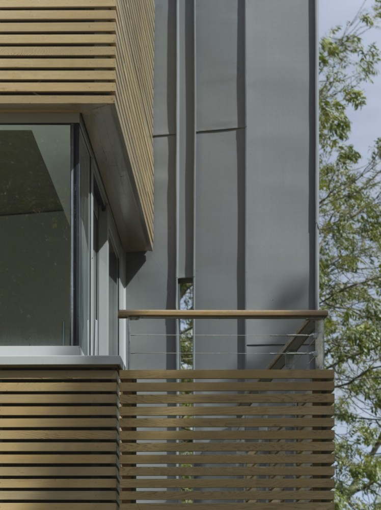 Graduate Accommodation at Clare Hall College / Cowper Griffith Architects