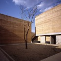 The School of Visual Arts of Oaxaca / Taller de Arquitectura-Mauricio Rocha © Luis Gordoa