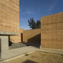 The School of Visual Arts of Oaxaca / Taller de Arquitectura-Mauricio Rocha © Sandra Pereznieto
