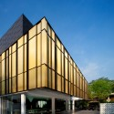 The Golden Box / K2Ld Architects © Patrick Bingham-Hall