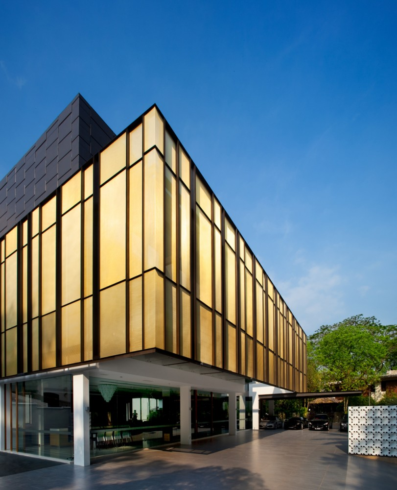 The Golden Box / K2Ld Architects