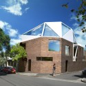 Shibuya - Newtown Townhomes / Tony Owen Partners (1) Courtesy Tony Owen Architects